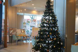 憧れのクリスマスツリー